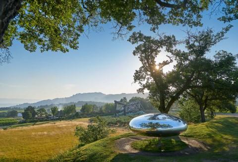Villa La Coste, Le Puy-Sainte-Reparade, Provence
