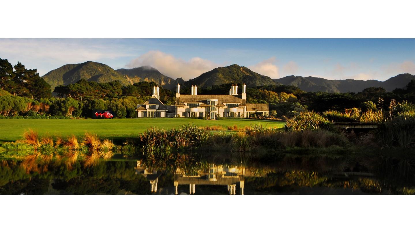 Wharekauhau Lodge & Country Estate