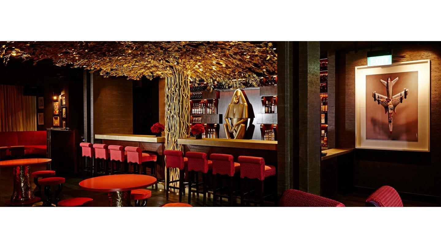 The Vagabond Club, Singapore
