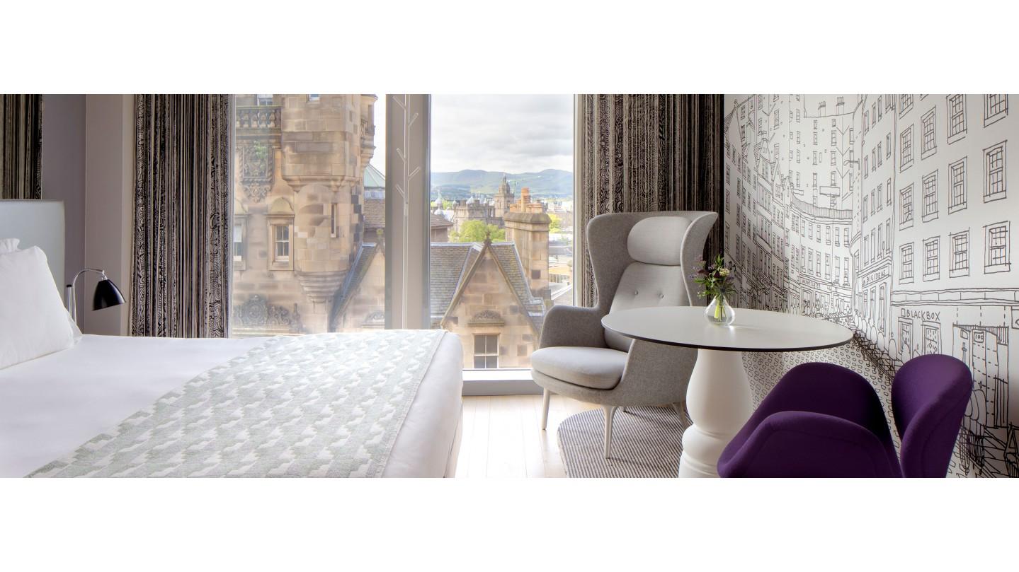 G&V Royal Mile Hotel