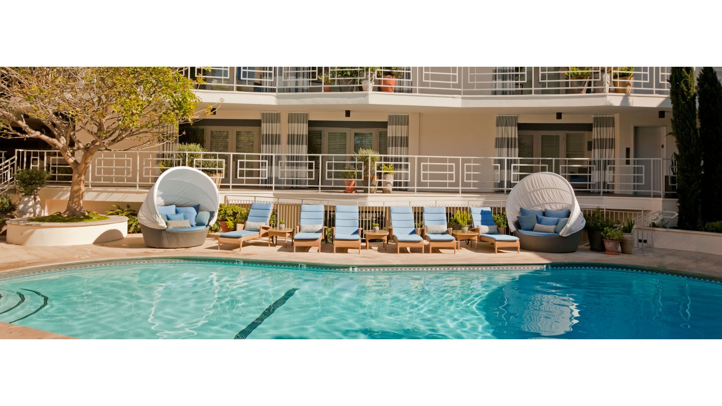 Oceana Hotel Los Angeles