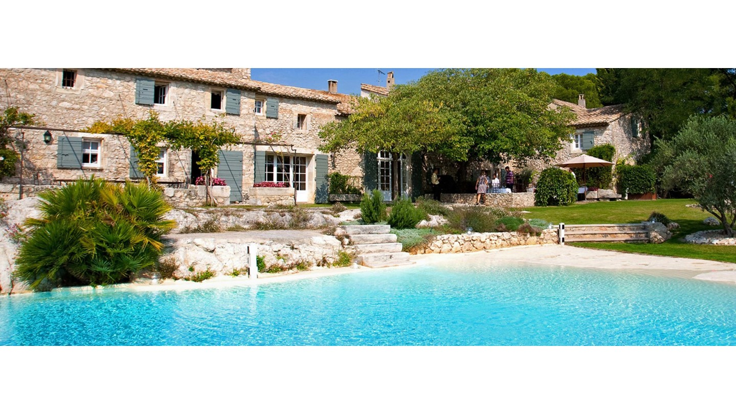 Le Mas de la Rose hotel BouchesduRhne Provence Smith Hotels