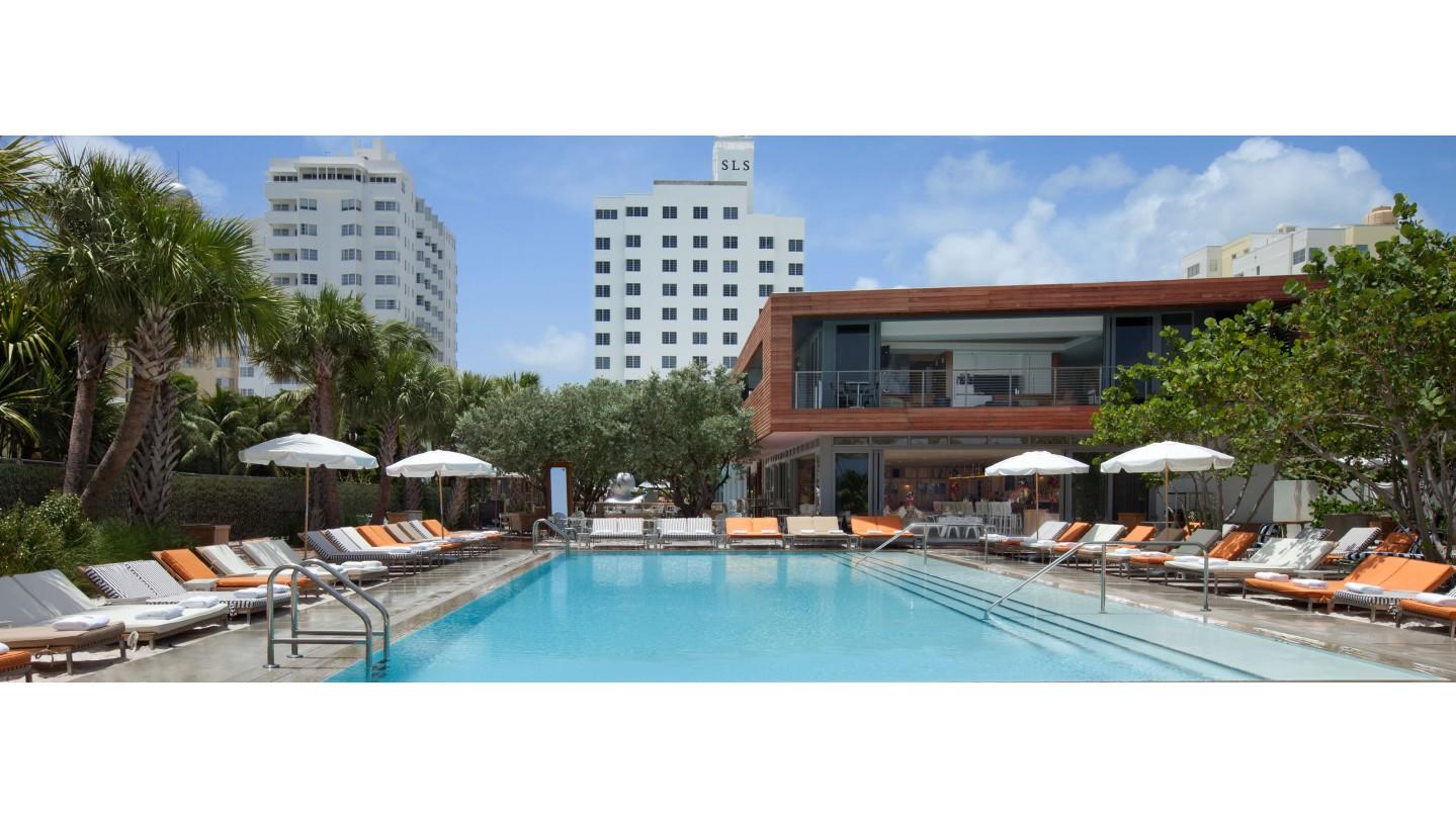 Sls South Beach Hotel Miami Florida Smith Hotels