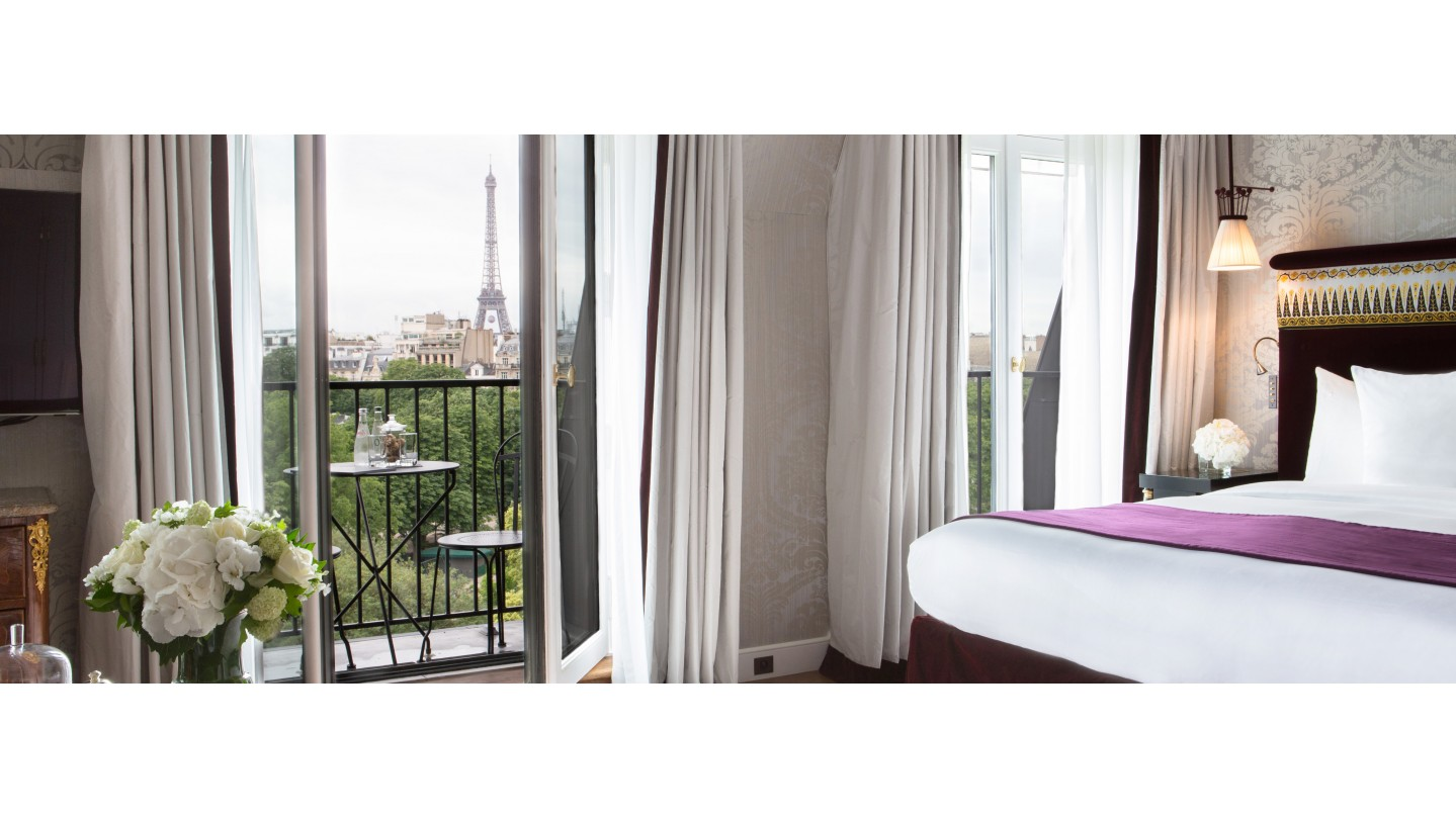La Réserve Hotel and Spa Paris