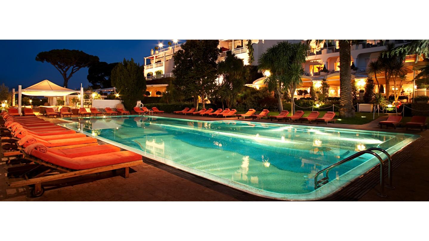 Photos Capri Palace Facilities