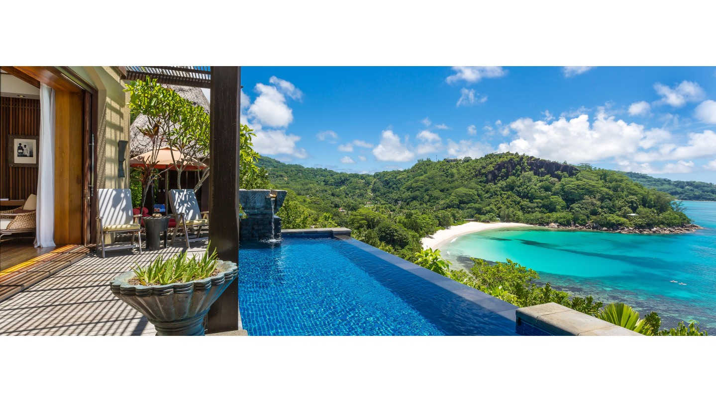 Maia luxury resort spa hotel mah seychelles smith for Motel luxury