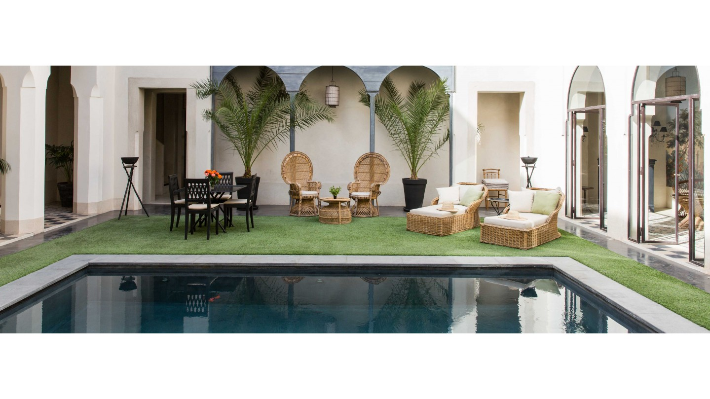 Riad De Tarabel Hotel Marrakech Smith Hotels