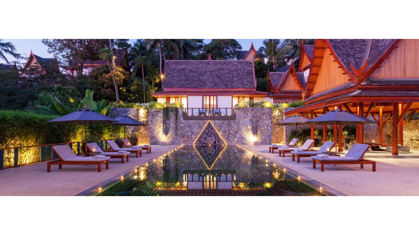 Amanpuri 8-Bedroom Garden Villa