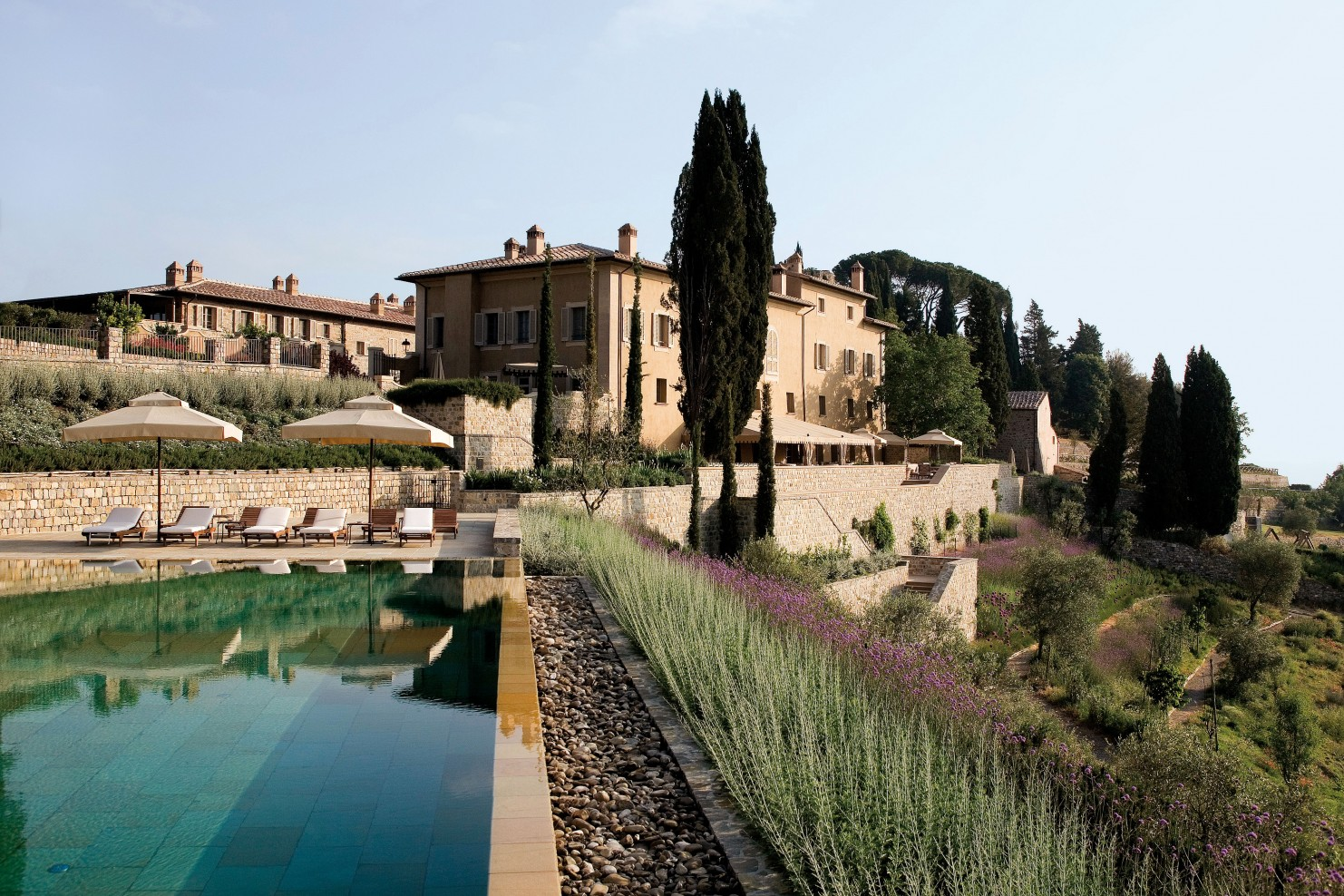 Rosewood Castiglion Del Bosco Hotel Montalcino Tuscany Smith Hotels