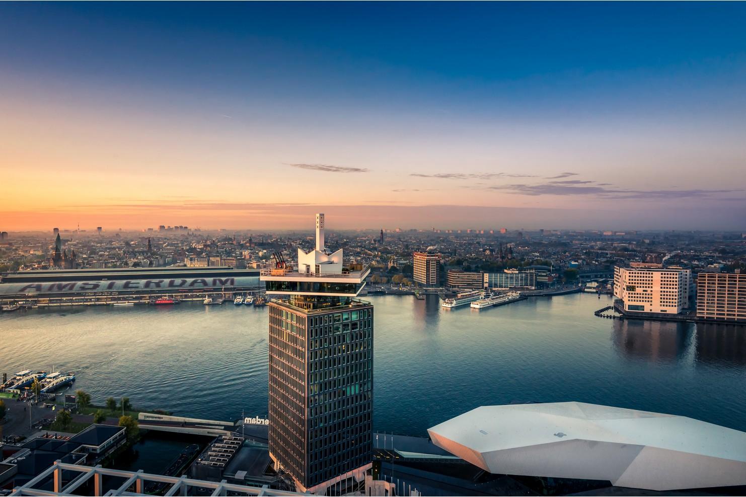 dba03c5c5 Sir Adam hotel | Noord, Amsterdam | Smith Hotels
