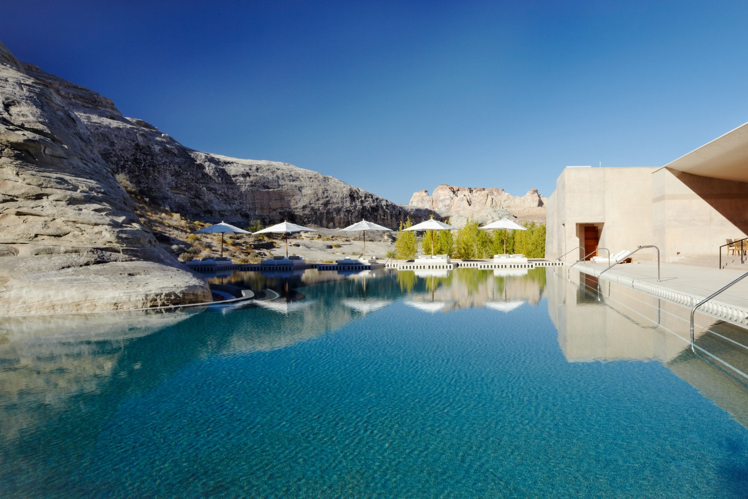 Amangiri hotel | Lone Rock, Lake Powell | Utah | Smith Hotels