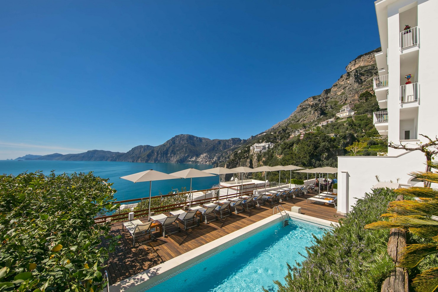 Boutique Hotels In The Amalfi Coast Best Luxury Hotels