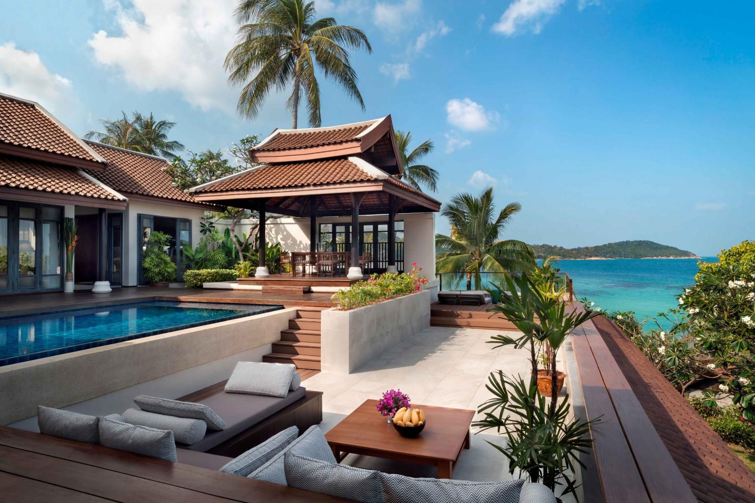 ac03a55f6 Anantara Lawana Resort & Spa hotel | Koh Samui | Smith Hotels
