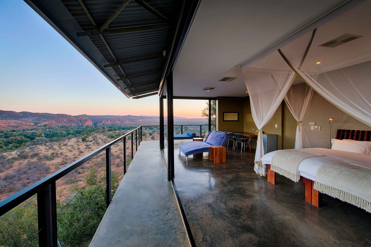 Stay at Tented Outposts in the Wild in