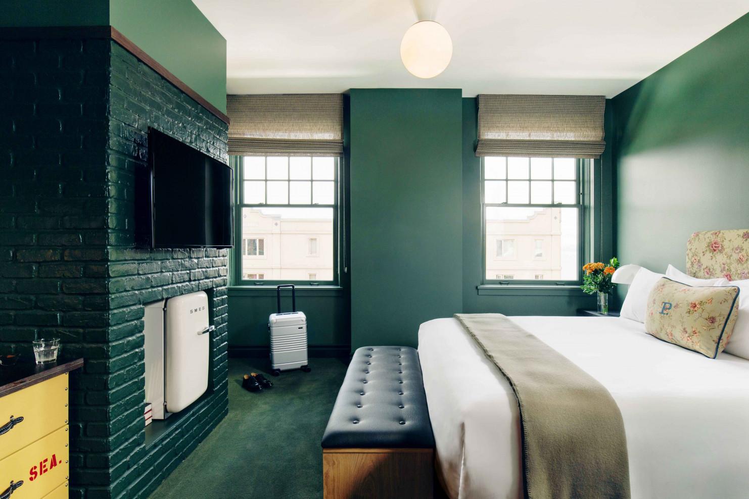 Pleasing Boutique Hotels In Seattle Best Luxury Hotels Mr Mrs Smith Download Free Architecture Designs Rallybritishbridgeorg