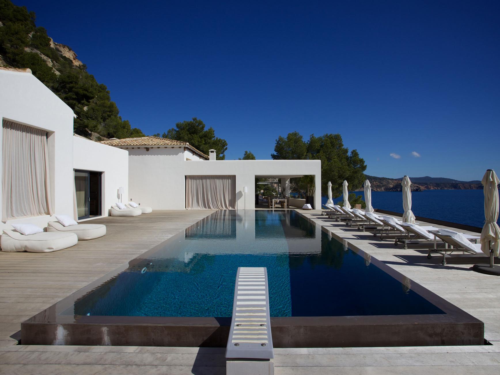 Rooms, villas & suites at Casa Atlantis - Ibiza