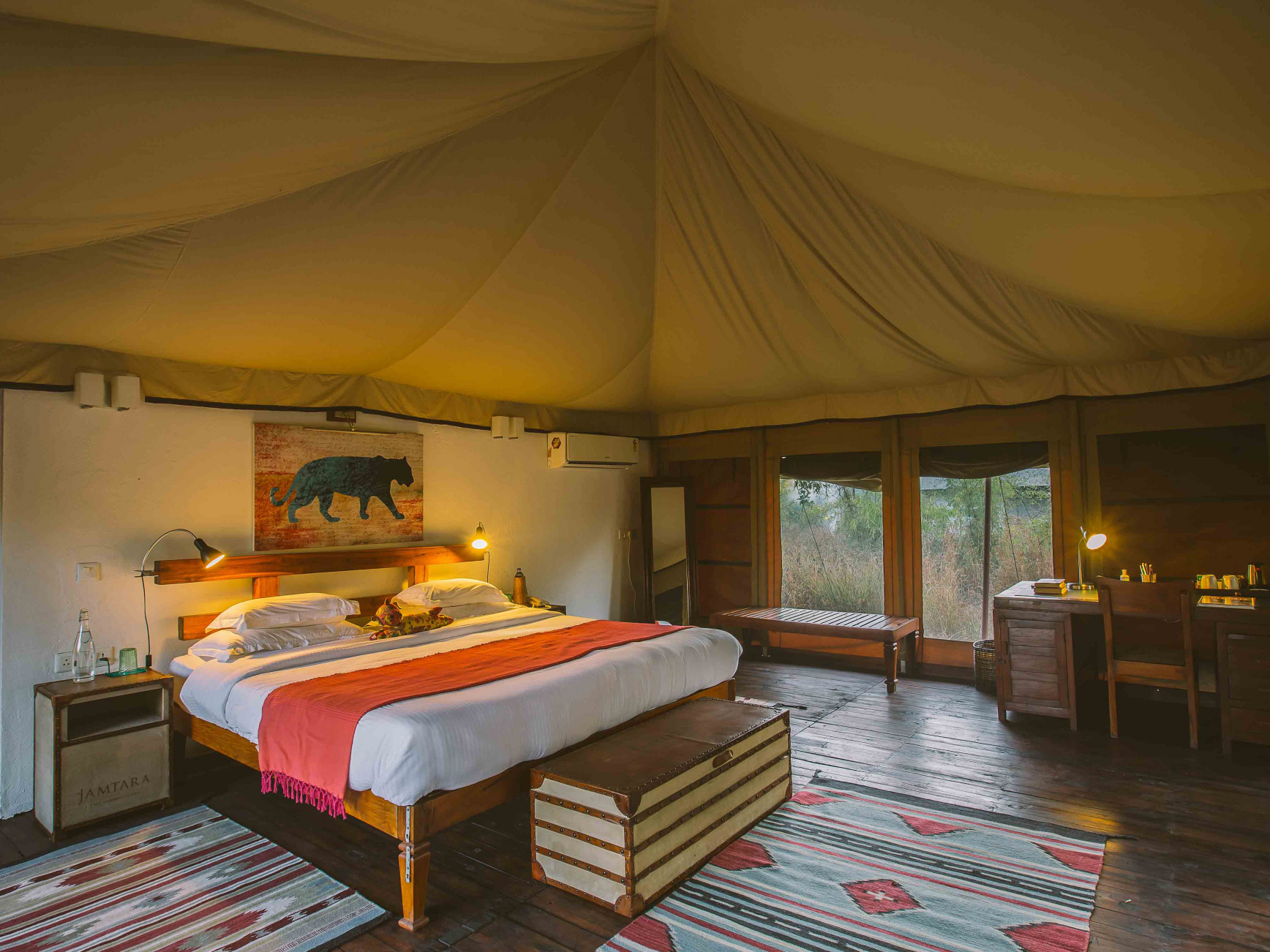 Jamtara Wilderness Camp, Pench National Park, India