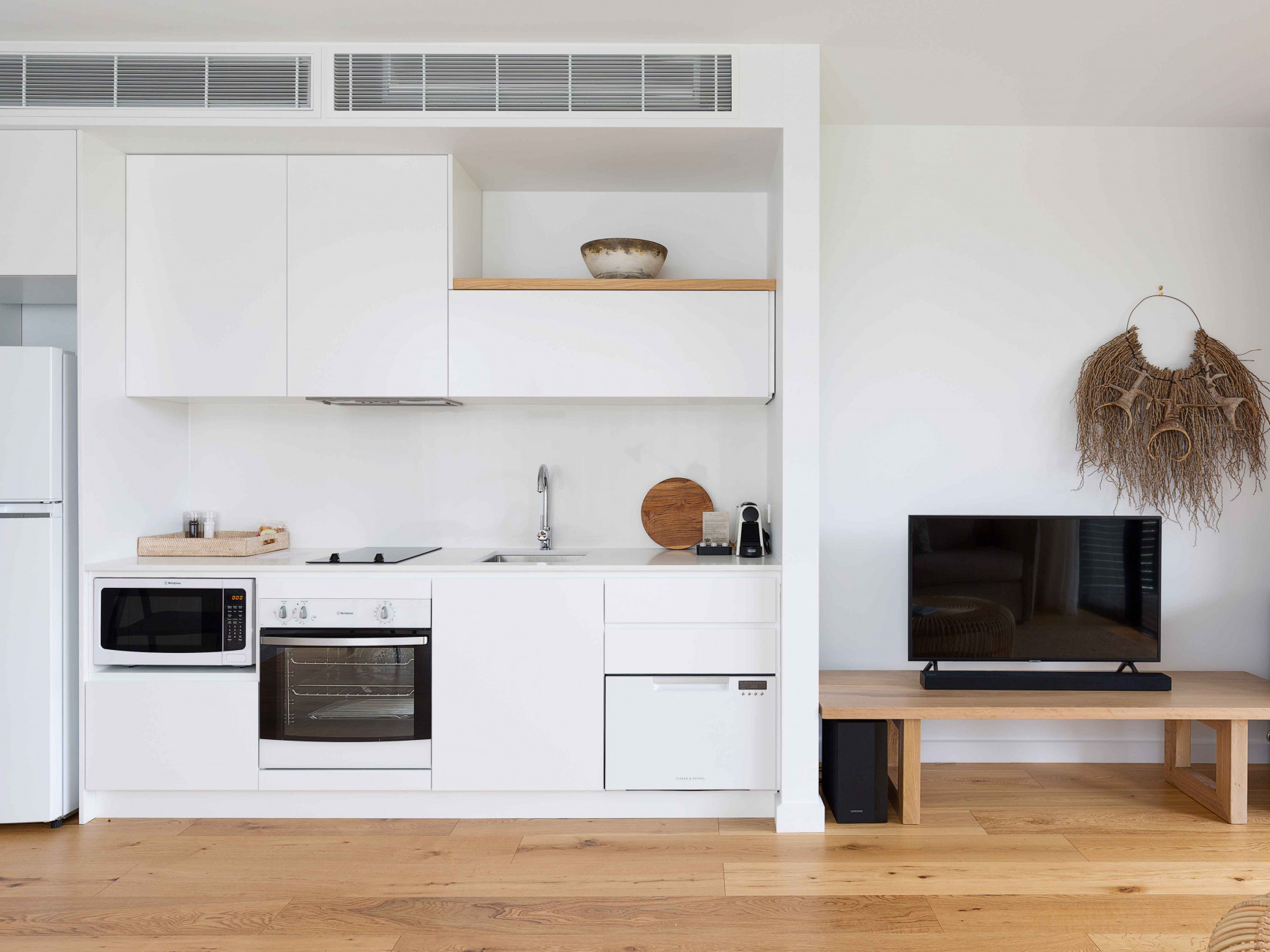 Mr And Mrs Smith Kitchen bangalay luxury villas, shoalhaven, australia