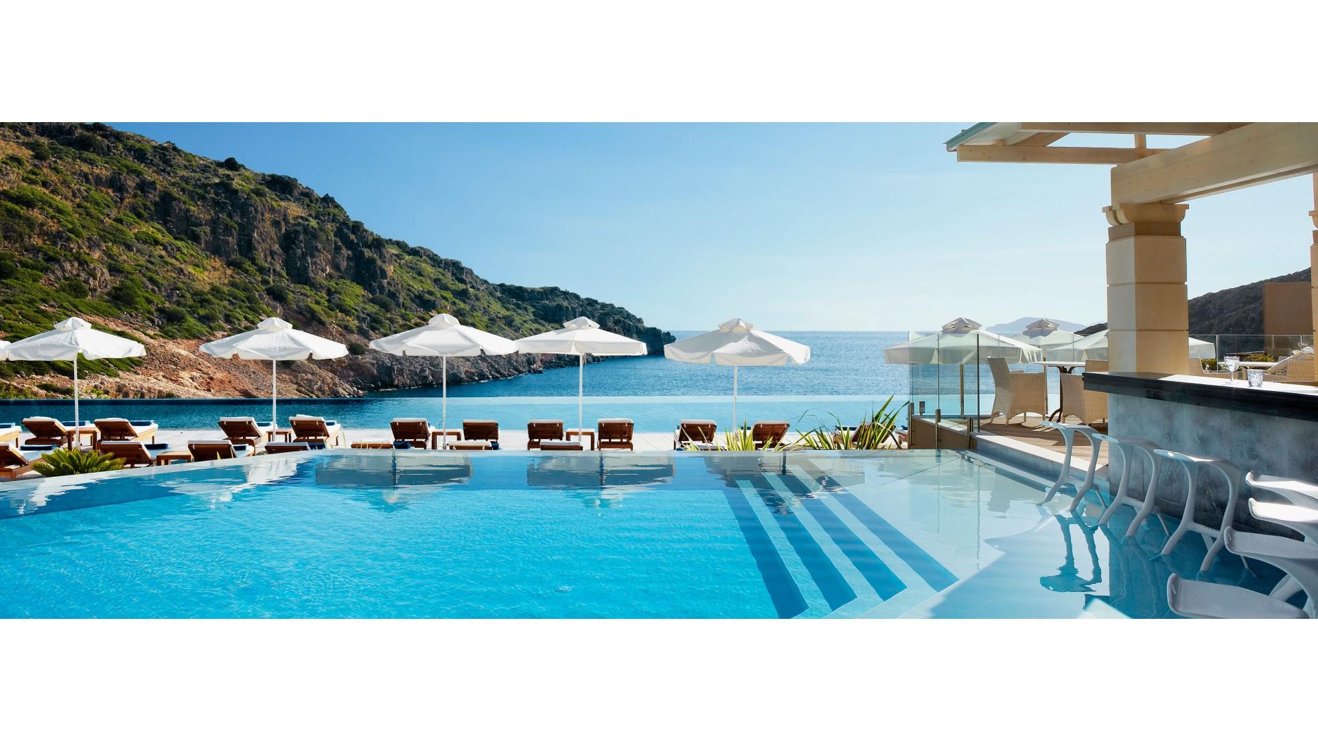 Daios Cove Luxury Resort Villas Hotel Crete Smith Hotels
