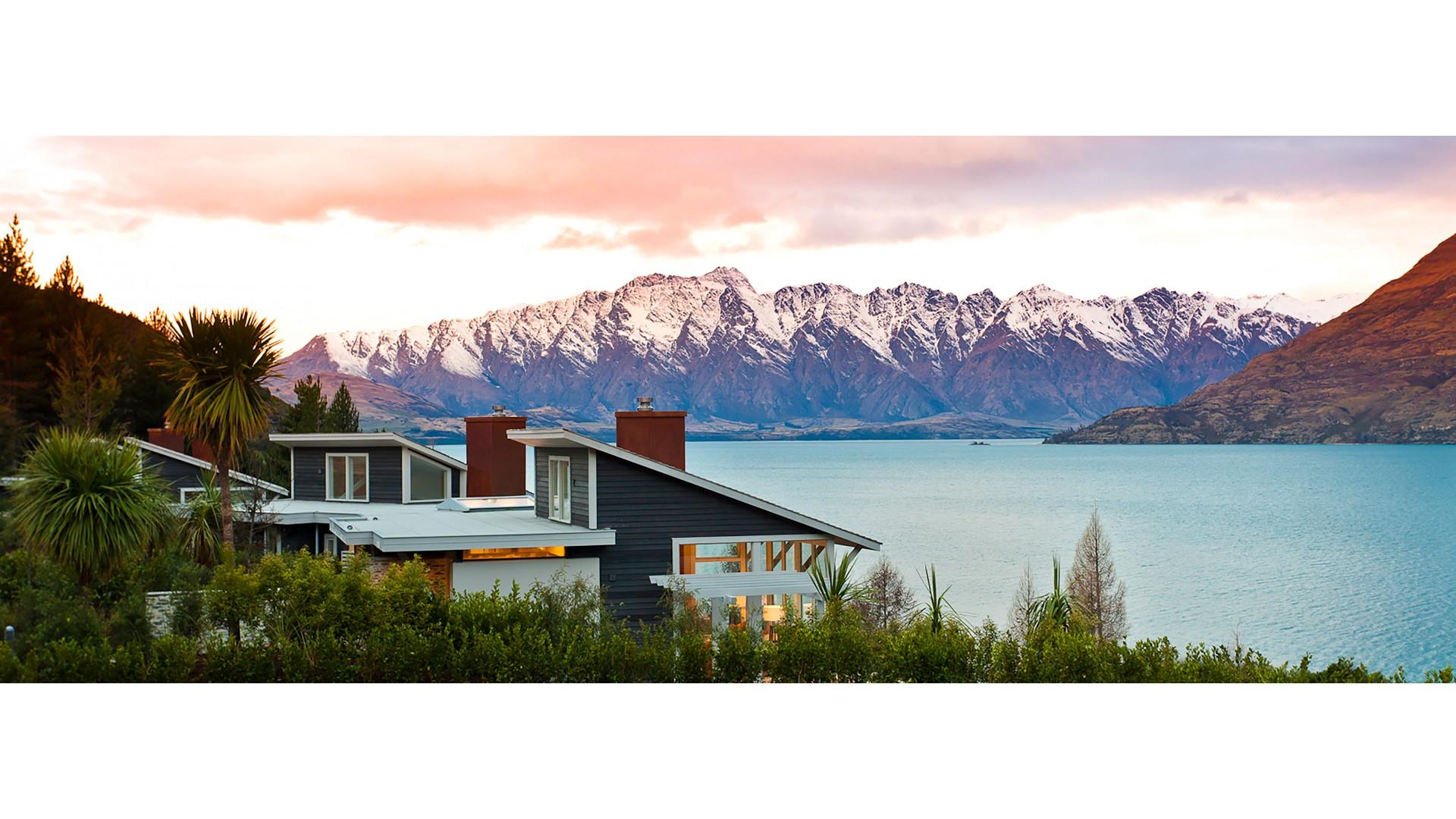 Matakauri Lodge hotel - Mount Creighton, Queenstown - South Island ...