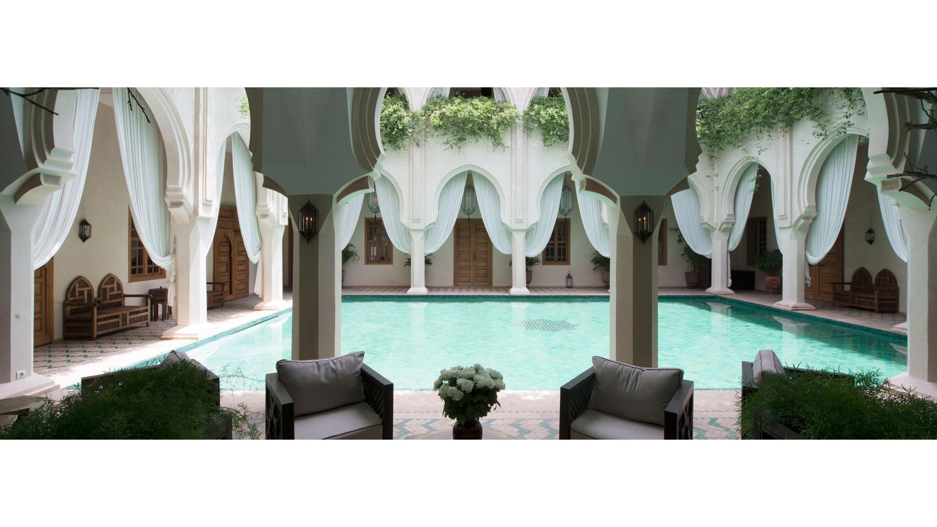 Almaha Marrakech Hotel Marrakech Smith Hotels