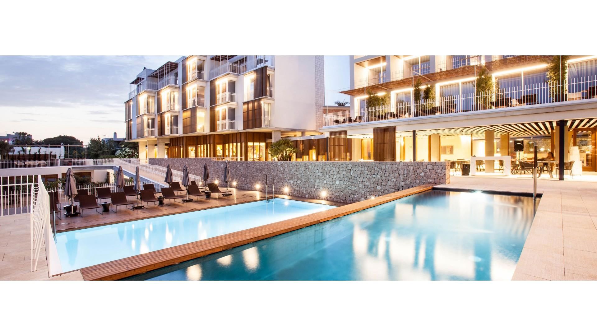 OD Talamanca hotel Ibiza Balearic Islands Smith Hotels