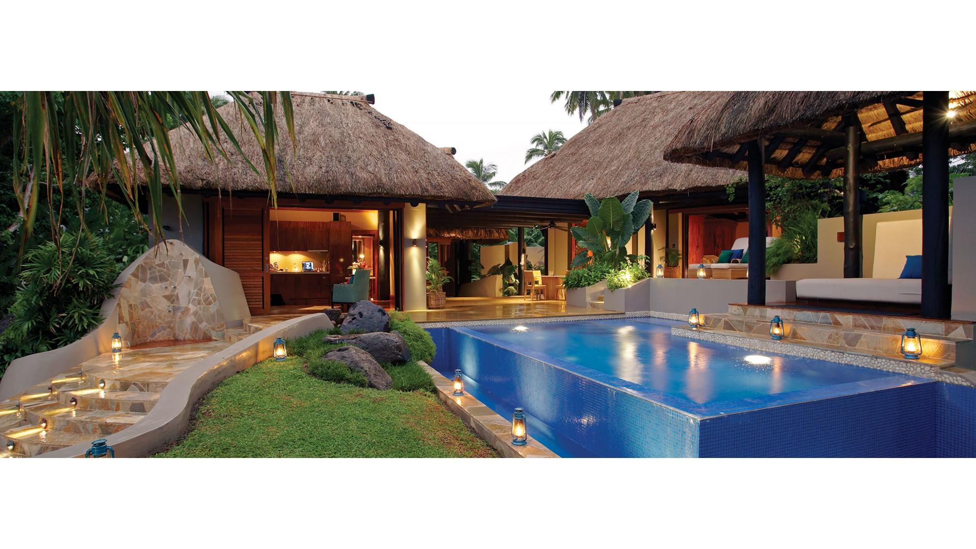 Jean Michel Cousteau Resort Hotel Vanua Levu Fiji Islands Smith