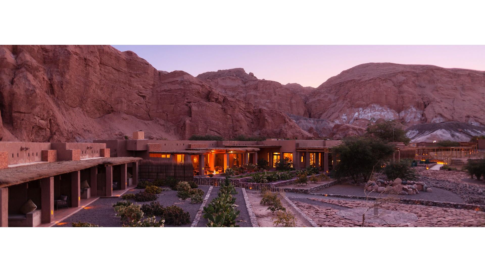 Alto Atacama Desert Lodge Spa