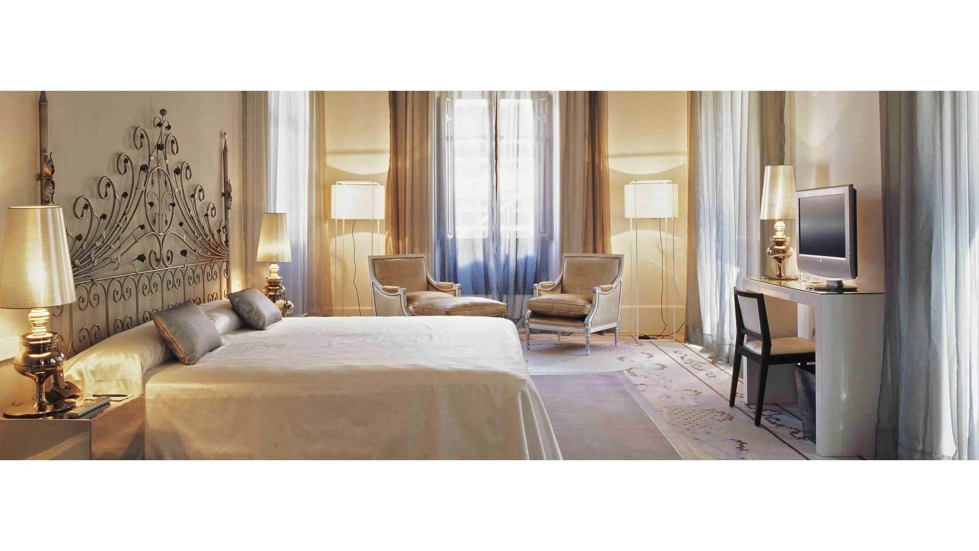 Hospes Palacio de los Patos hotel Granada Province Granada