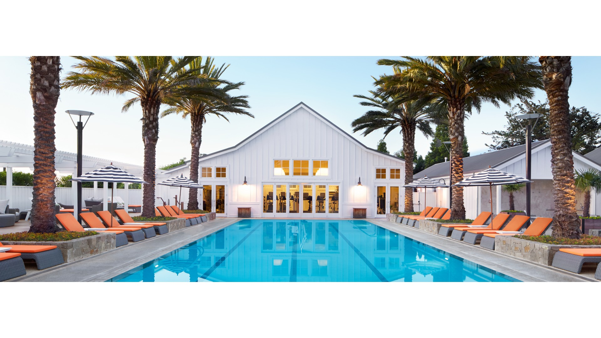 Carneros Resort and Spa hotel - California Wine Country - California ...