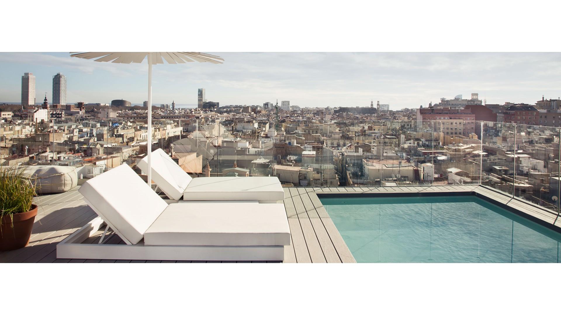 Yurbban Trafalgar Hotel Central Barcelona Barcelona Smith Hotels