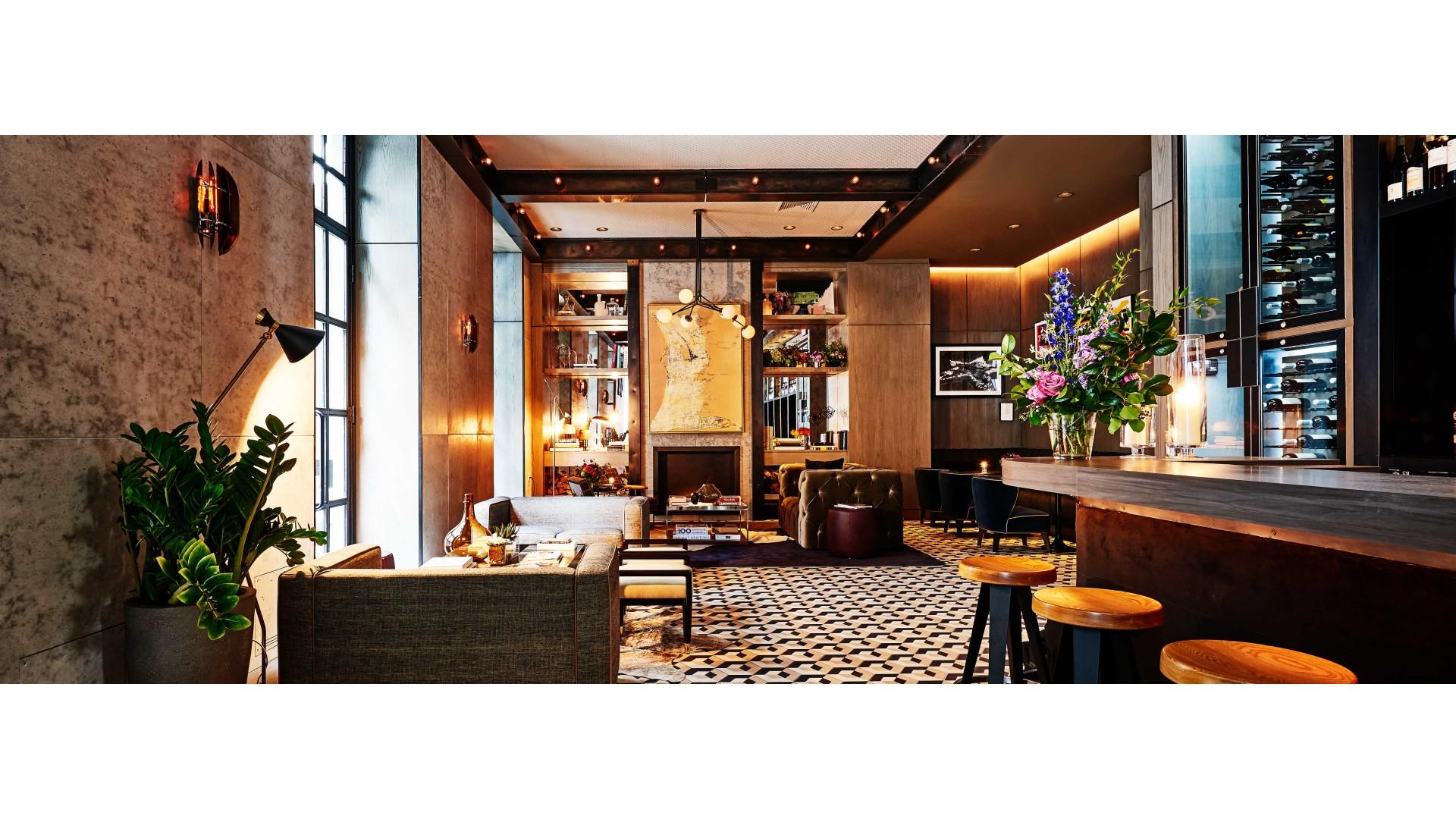 Sixty Soho hotel Soho New York New York State Smith Hotels