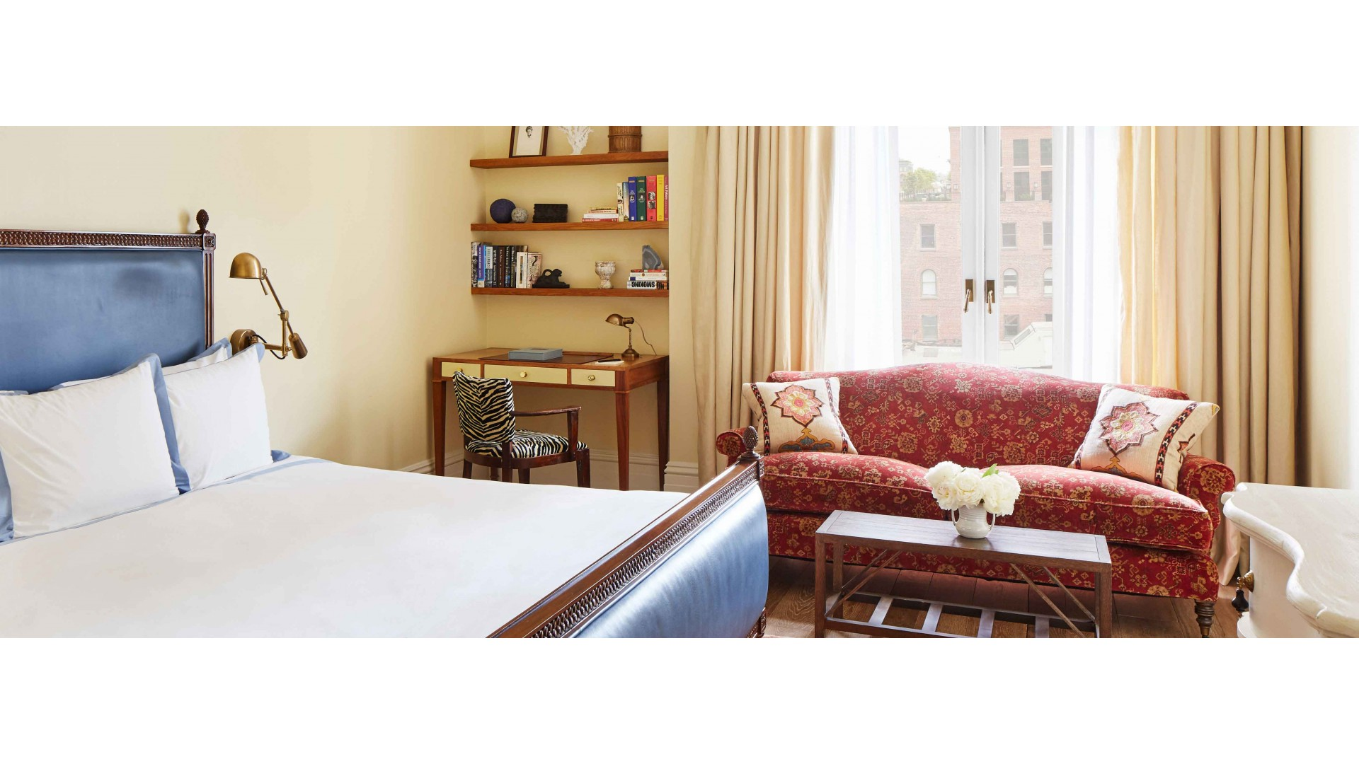 The Greenwich Hotel Tribeca New York Smith Hotels