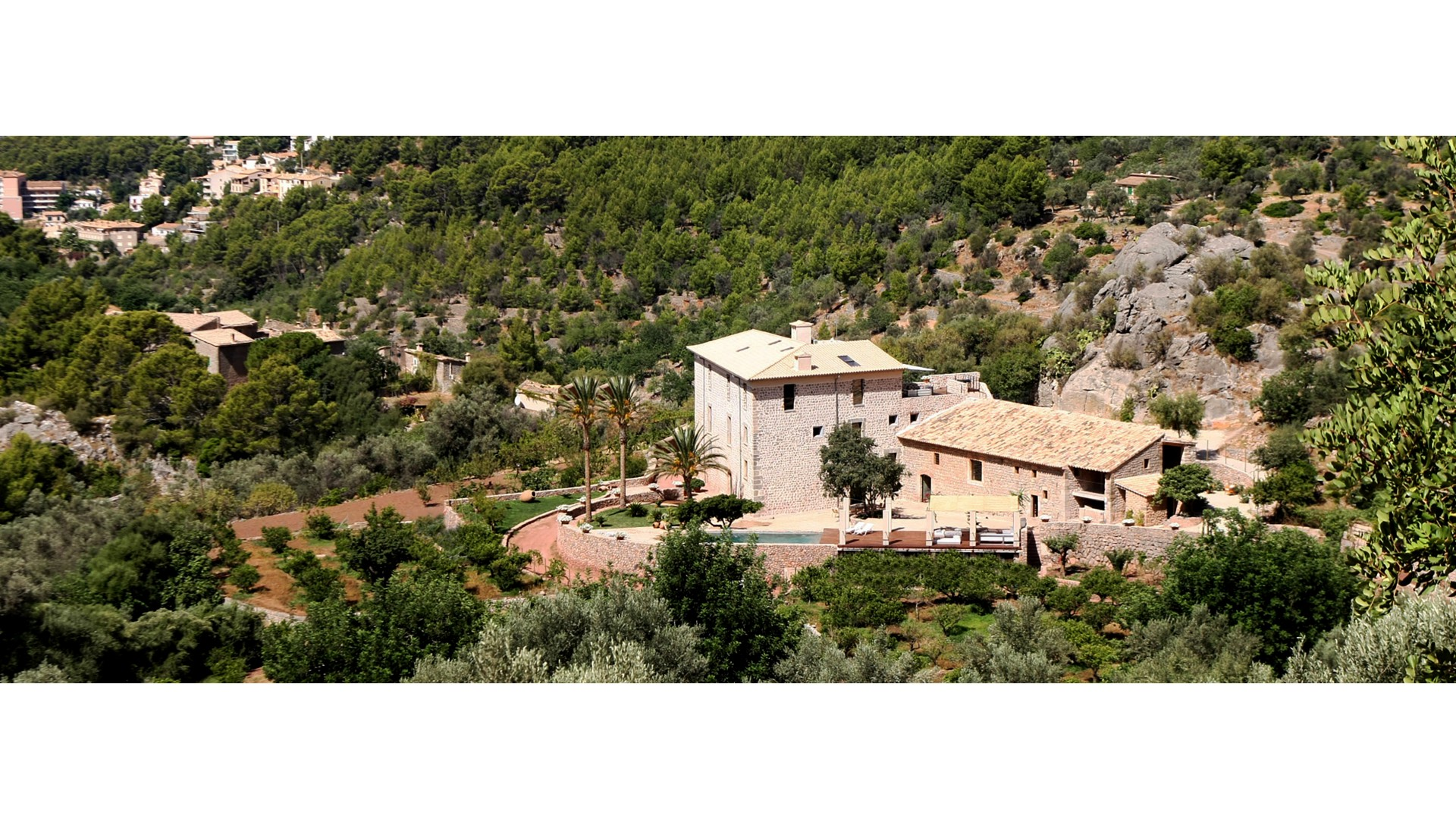 Mallorca Luxury Villa to rent Wedding Venue Holiday Bahia Soller