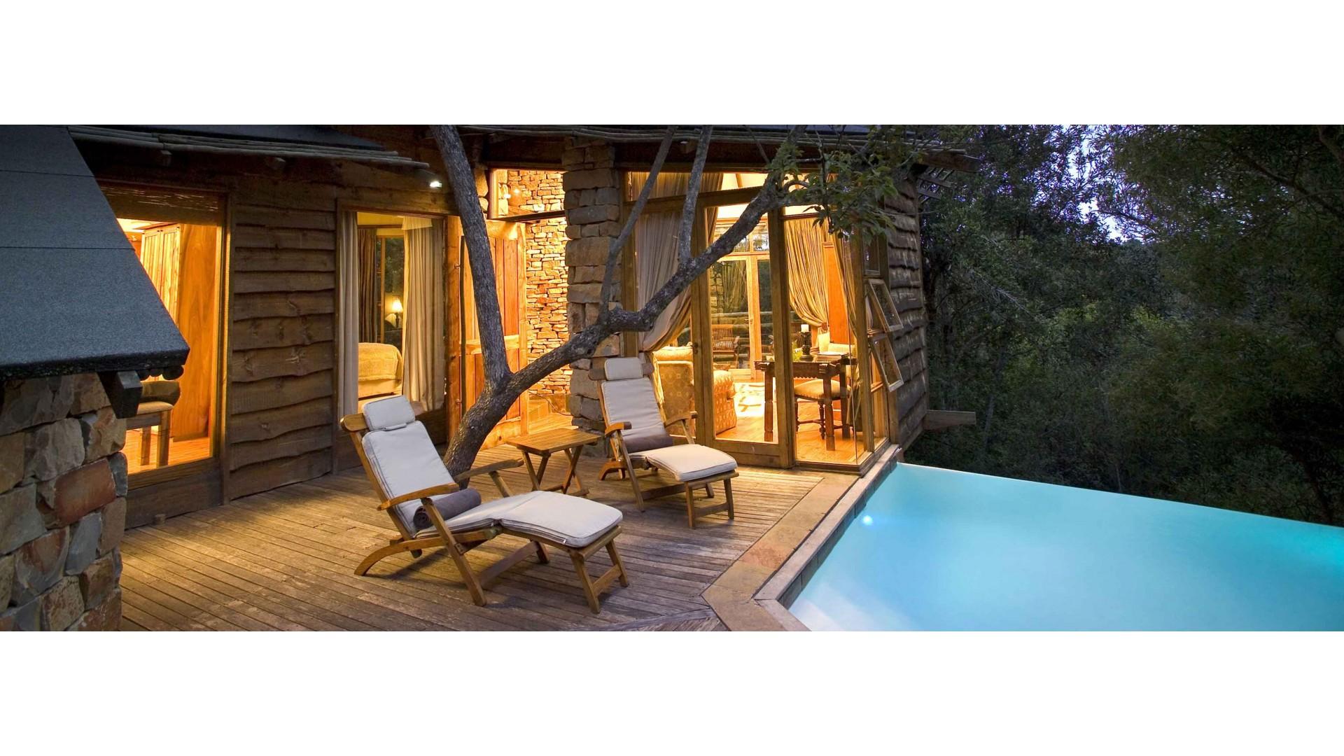 Tsala Treetop Lodge hotel - Plettenberg Bay, Garden Route ...