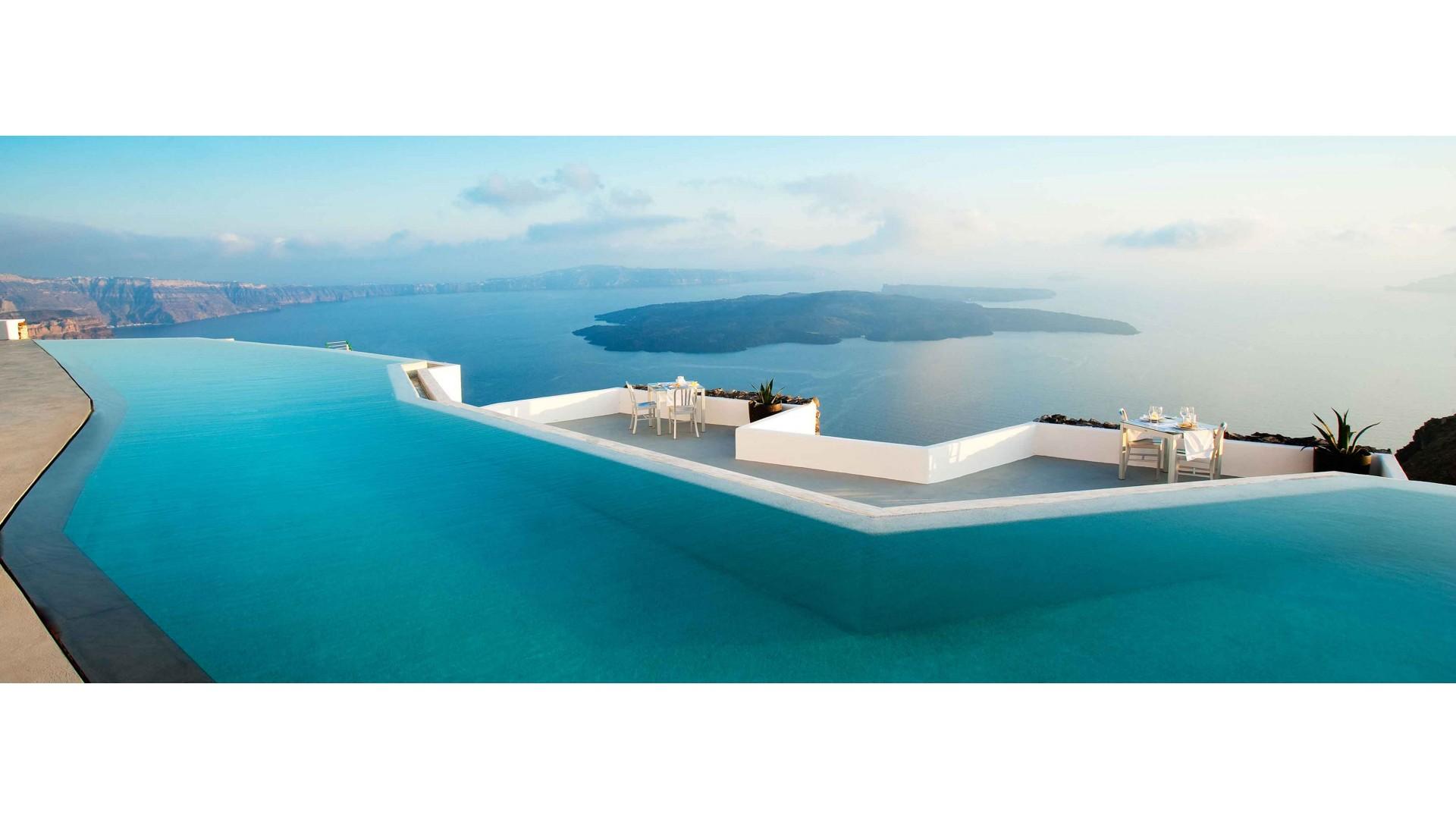 Santorini greece hotels
