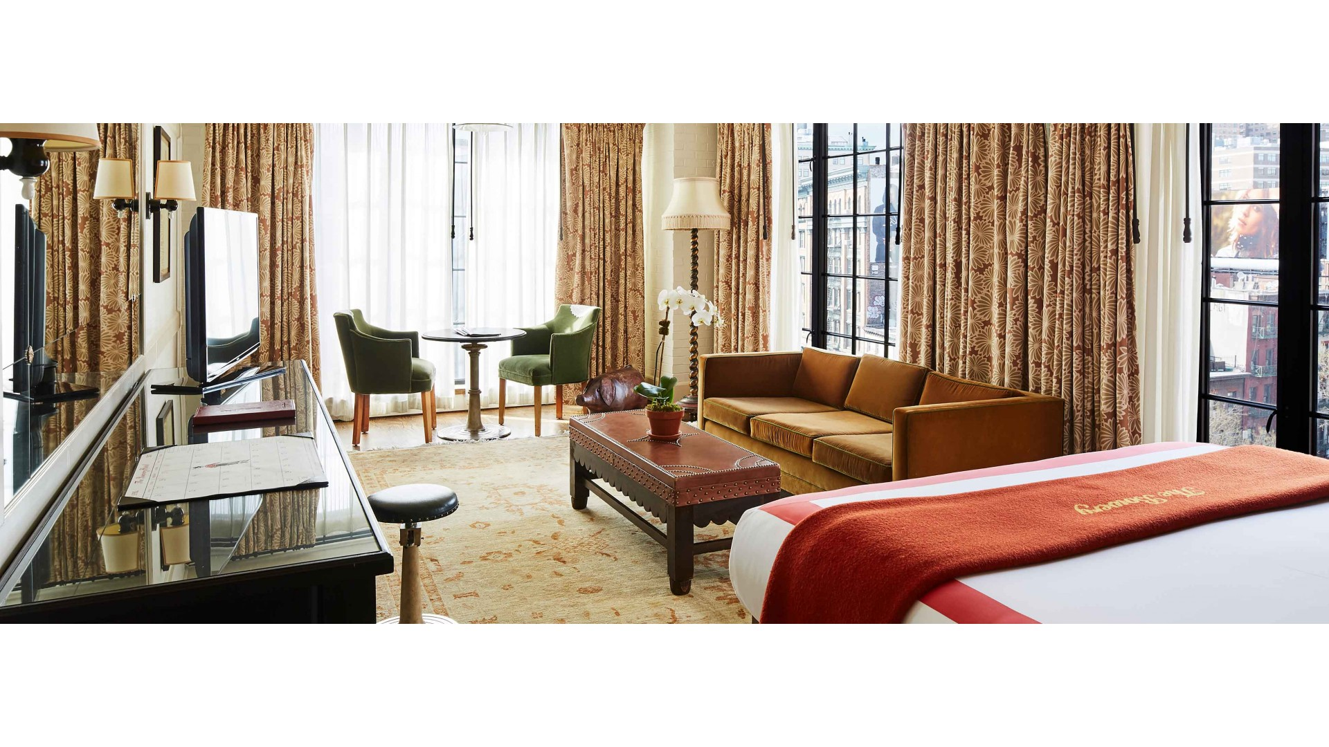 Watch The Bowery Hotel, New York video