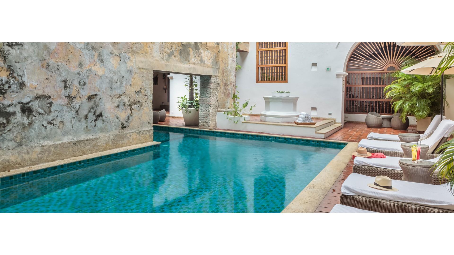 c8d2bafae1919 Hotel Casa San Agustín hotel - Cartagena - Smith Hotels