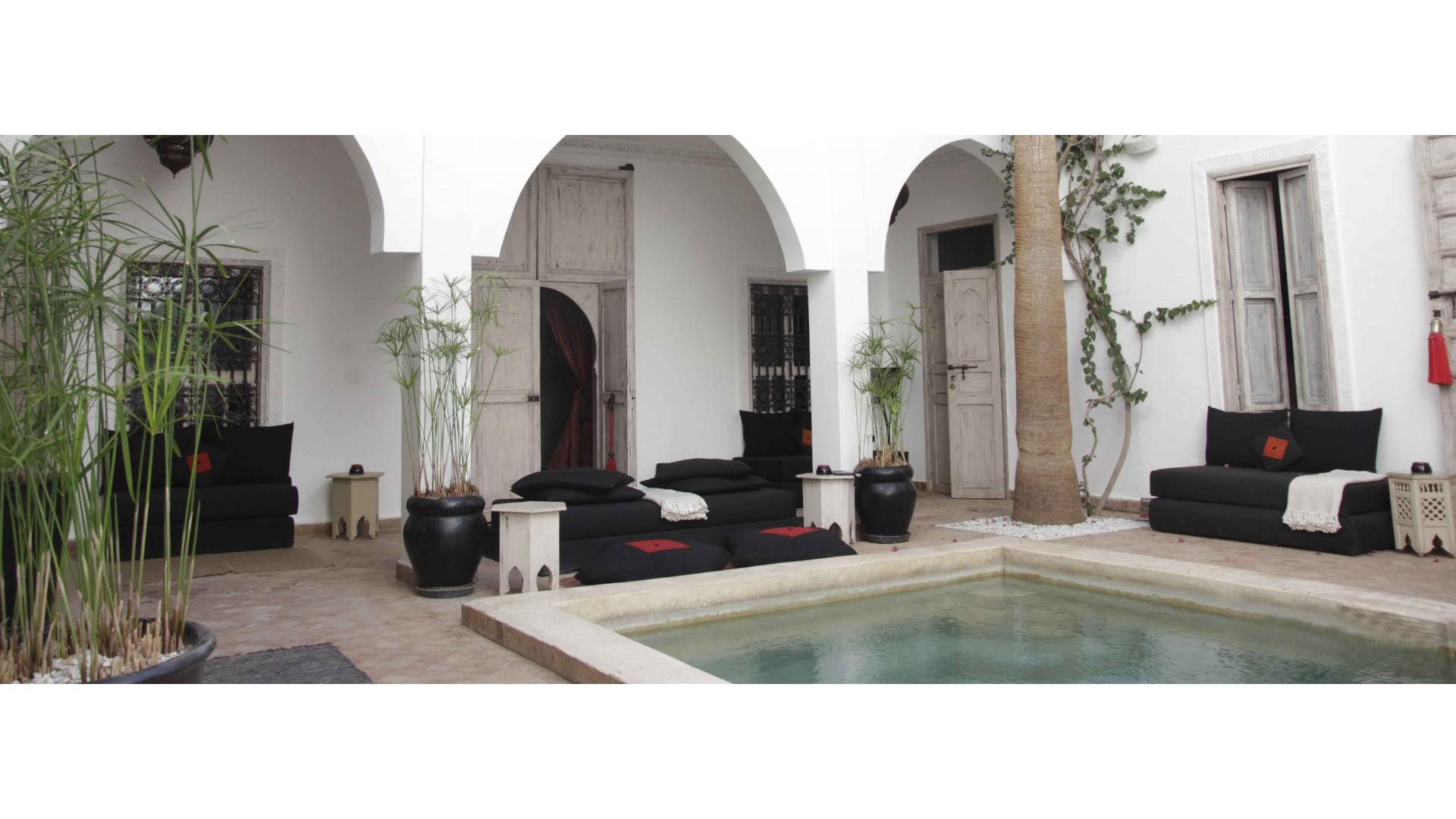 Riad Anyssates hotel - Marrakech - Smith Hotels
