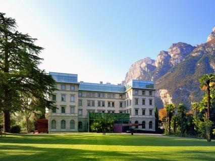 Lido Palace Lake Garda Italy View Hotel