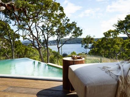 Pretty Beach House Central Coast Australia View Hotel