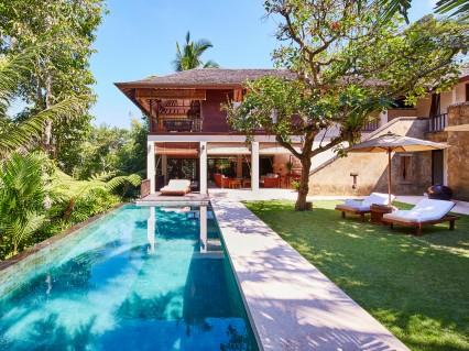 Como Shambhala Estate Bali Indonesia View Hotel