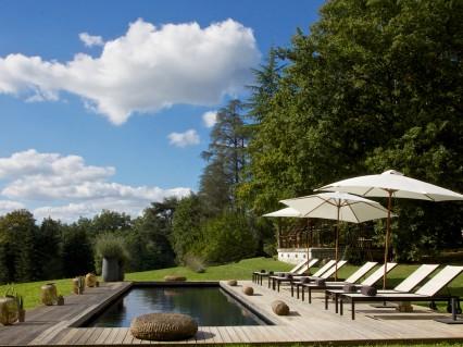 Château La Thuilière Dordogne France View Hotel
