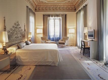 Hospes Palacio De Los Patos Granada Spain View Hotel
