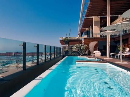 Romeo Hotel Naples Italy