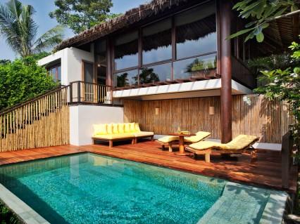 Six Senses Samui Koh Thailand View Hotel
