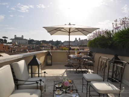 Rome Boutique Luxury Hotels Villas Smith Hotels