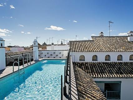 Hospes Las Casas Del Rey De Baeza Seville Spain View Hotel