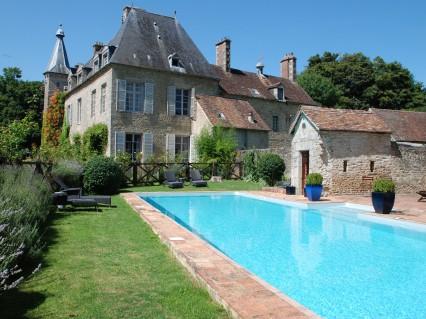 Château De Saint Paterne Normandy France View Hotel