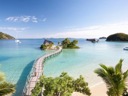 Likuliku Lagoon Resort Fiji Islands View Hotel